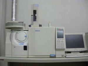岛津气质 QP2010