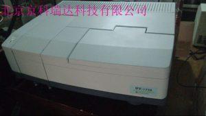 岛津紫外分光光度计 UV-1750