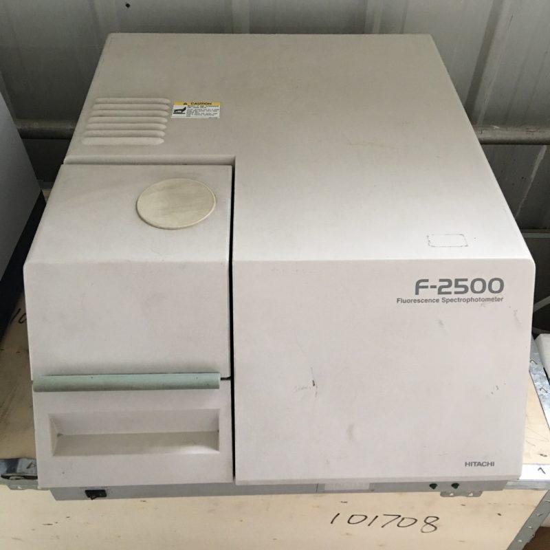 日立荧光分光光谱仪 F-2500