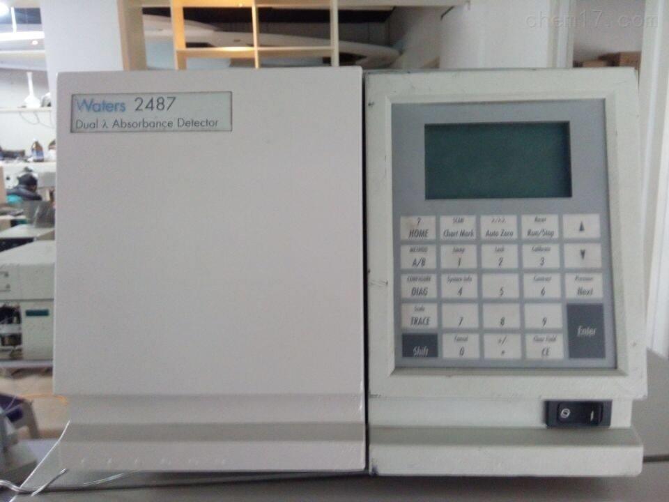waters2487紫外检测器仪