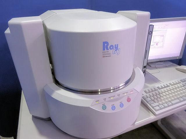 二手岛津荧光分光光度计 EDX-720X