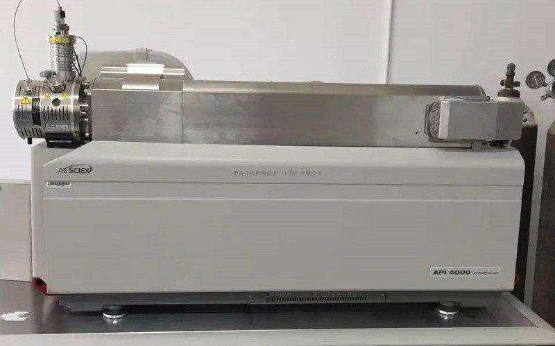 二手AB液质联用仪 API4000 Q-Trap