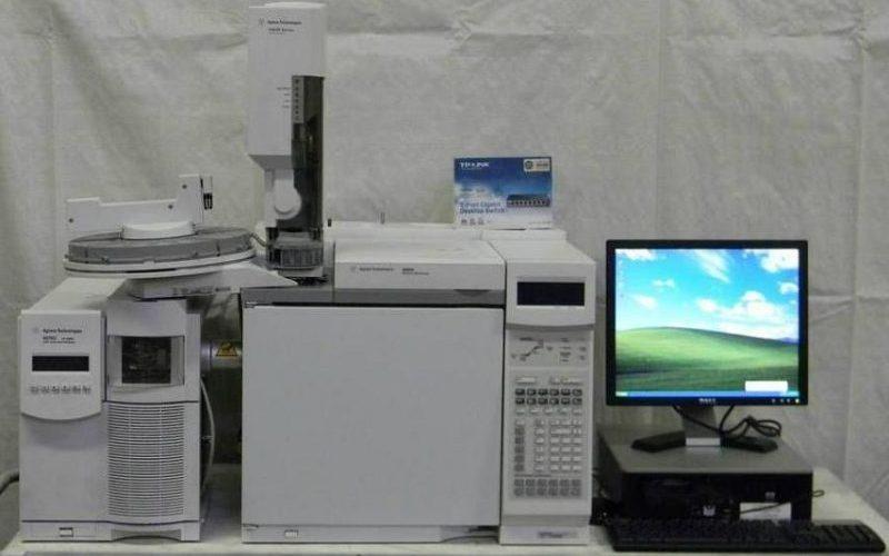 安捷伦气质联用仪 7890A-5975C